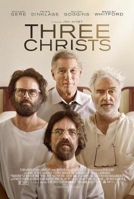BD50-2D 三个基督 THREE CHRISTS (2017)评分 6.8